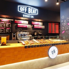 Off Beat Donuts Shop
