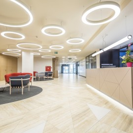 Apeiron Office Center - Reception