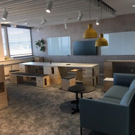 Fit-out office space
